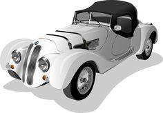 Бесплатное изображение на Pixabay - Bmw, Автомобиль, Родстер
