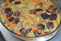 Arroz de frango-aproveitamentos - http://www.receitasparatodososgostos.net/2016/04/12/arroz-de-frango-aproveitamentos/