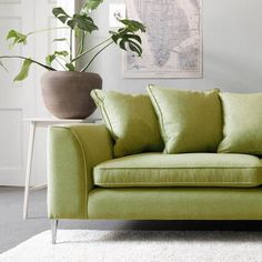 Inspiration | Sofa Workshop Bedroom Color Combination, Sofa Workshop, Arts And Crafts Interiors, Storage Footstool, Moving Home, Large Sofa, House On A Hill, Scatter Cushions, Corner Sofa