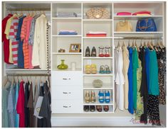4 Reasons your closet isn't working for you and how to get you closet organized