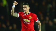 Real Madrid want Marcos Rojo