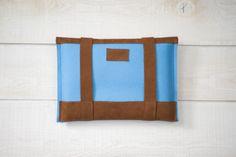 "Mondain casual Folio 13"" 100% Wool felt and Leather goods #Authentique #folio #wool #leather www.authentique.us"