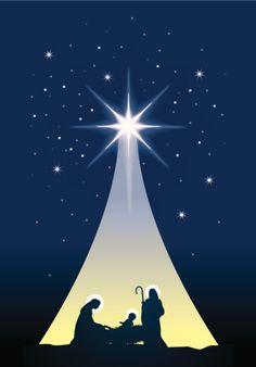 Gerente jesús Mary, Joseph - ilustración de arte vectorial