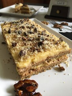 Healthy Cake, Plant Based Recipes, Paleo, Banana Bread, Breakfast Recipes, French Toast, Food And Drink, Gluten Free, Sweets
