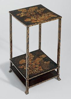 Table with Autumn Flowers, last quarter of the 16th century. Japan. The Metropolitan Museum of Art, New York. Mary Griggs Burke Collection, Gift of the Mary and Jackson Burke Foundation, 2015 (2015.300.291)