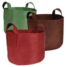 Root Pouch Non-Degradable Reusable Grow Bags