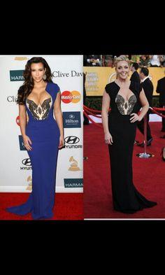 Kim k wore it better