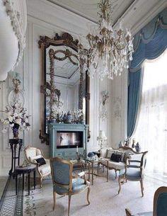 Stunning French Interior Design That Will Fresh Your Eyes - Interiordesignsweb.com