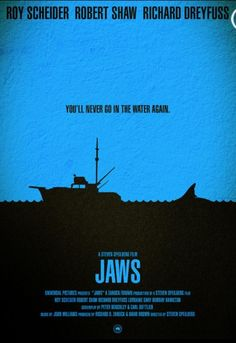 "Jaws - ""Well, this is not a boat accident! And it wasn't any propeller; and it wasn't any coral reef; and it wasn't Jack the Ripper! It was a shark."""