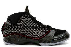 Air Jordan XX3 Black / Red / Stealth