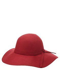 Wide Brim Floppy Hat #CharlotteLook #CharlotteRusse #hat
