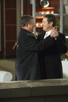 Boston Legal....Loved Boston Legal. What a great show.  It had everything.  B.