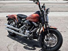 Harley Davidson - Softail > Crossbones (2).