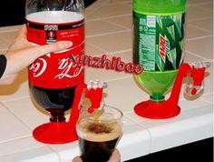product, sodas, soda fountain, idea, soda bottles, stuff, parties, gadget, soft drinks