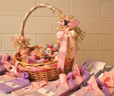 Doll theme - kids bday party favors