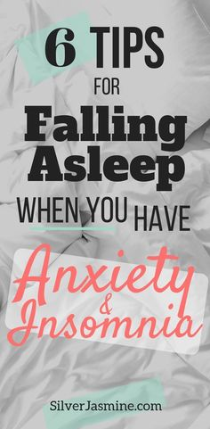 Jan 2019 - How frustrating is it to finally get in bed for the night, but then can't fall asleep? Tossing and turning as anxiety and insomnia get the best of you. Here are 6 remedies you can do when you can't fall asleep due to anxiety-related insomnia. When You Cant Sleep, Trouble Falling Asleep, Natural Sleep Remedies, Cant Sleep Remedies, Natural Cures, Natural Skin, Natural Healing, Natural Sleep Aids, Holistic Healing