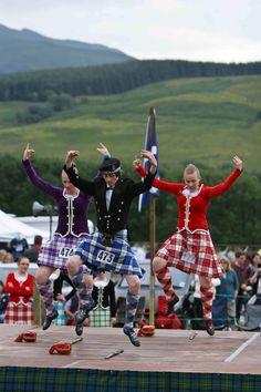 Lochearnhead Highland Games including Strathyre & Balquhidder