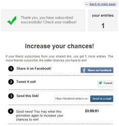 Facebook Contests 12 Great Examples