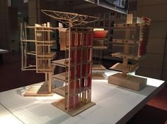 Come to Red Square in Design North to see this year's exhibit of the precedent studies from our 1st year Master of Architecture students! Beautiful models this year. #asudesignschool #asuarchitecture #architecturestudent #architectureschool #model