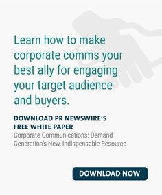 When it comes to planning demand-generation programs and campaigns, the content developed across corporate communications and product marketing is critical. Pr Newswire, Corporate Communication, Marketing Professional, Target Audience, Marketing Ideas, White Paper, Content Marketing, Knowledge, Things To Come