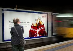 I love this brand...always coca cola! Forever!