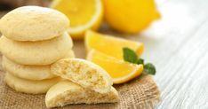 Egy jó citromos-vaníliás kekszet a hétvégére? Pillanatok alatt elkészülsz vele! | Femcafe Fresco, Snack Recipes, Snacks, Homemade Cookies, Cantaloupe, Tea Party, Chips, Lemon, Fruit