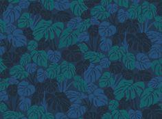 Deliciosa Wallpaper in Moonlight design by Aimee Wilder