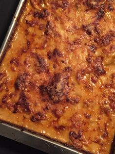 Moussaka, Recipe For Mom, Lasagna, Food Inspiration, A Table, The Best, Keto Recipes, Food And Drink, Favorite Recipes