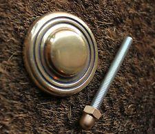 ebay: £10.95: 'solid brass replacement door kocker hitter striker plate antique victorian DN05
