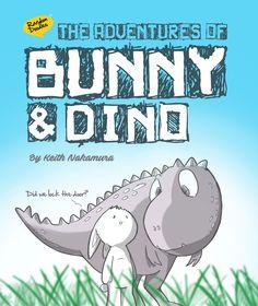 The dynamic duo Random Doodles, Bunny, Comics, Reading, Cute Bunny, Reading Books, Rabbit, Cartoons, Comic