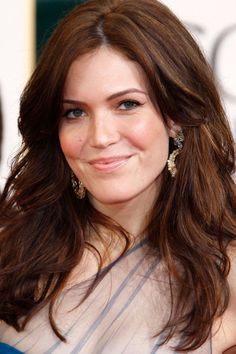 Brown Hair Color and Skintone - From YouBeauty.com mandy moore