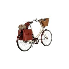 dutch granny bicycles ❤ liked on Polyvore featuring fillers, bike, bicycle, transportation and vehicles