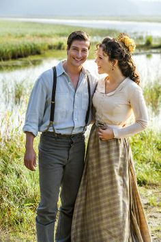 When Calls the Heart (2014, Hallmark TV Series). One of my new favorites!