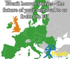 Brexit horror stories & the future of removals to or from the EU   Indalo Transport Horror Stories, Stress Free, About Uk, Spain, How To Remove, Europe, Future, Future Tense, Sevilla Spain