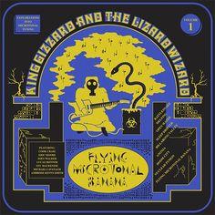 King Gizzard & Lizard Wizard 'Flying Microtonal Banana'