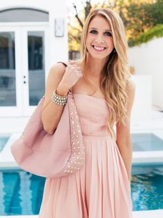 Blush Tones with @Mark Van Der Voort. girl Brand Ambassador and Founder of #SugarLaws @Kat Ellis F. Atlas  sugarlaws.com & repin of Avon Insider - like pinkish nude color tones in clothing & accessories