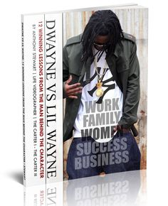 My book I've recently released on the artist Lil Wayne at amazon.com or dwaynevslilwayne.com