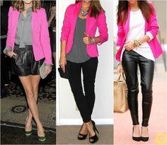 Blazer Pink #ModaParaDepoisDeEmagrecer