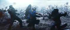From 300: Rise of an Empire | 27 Before And Afters That Show The Power Of Special Effects
