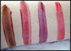 Maybelline Stain Gloss Review and swatches!
