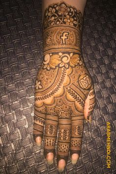 50 Most beautiful Gazipur Mehndi Design (Gazipur Henna Design) that you can apply on your Beautiful Hands and Body in daily life. Henna Flower Designs, Wedding Henna Designs, Henna Tattoo Designs Arm, Back Hand Mehndi Designs, Latest Bridal Mehndi Designs, Mehndi Designs Book, Indian Mehndi Designs, Mehndi Design Pictures, Mehndi Designs For Girls