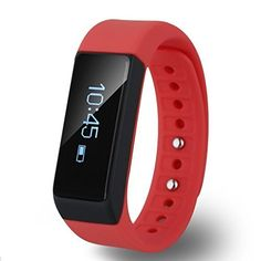Colorful Panda i5 plus Bluetooth Smart Bracelet Watch Wristband Sports Fitness Tracker Pedometer Step Counter Tracking Calorie Health Sleep Monitor for Android IOS   Specification: Screen: 0.91 inch OLED touch Display Material: ABS(part)+TPU(most) Waterproof: IP65 Durable Drop Distance: 1.5m Battery: 3.7V, 75mAh Ful