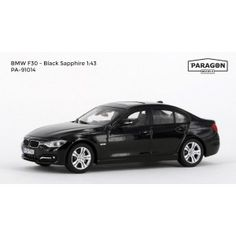Paragon Models are now available from uk diecast models buy online now!! BMW F30 (3 series)(LHD) - Black Sapphire