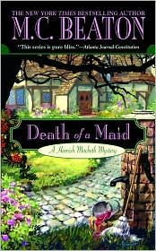 ... on the heals of Agatha... FAV         M. C. Beaton's Hamish Macbeth cozy mystery series, set in the Highlands of Scotland. Another fun, easy read.