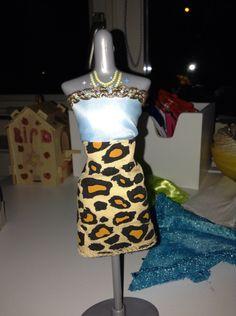 Harumika dress without panterprint
