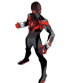 Marvel Art, Marvel Dc Comics, Comic Books Art, Comic Art, Spaider Man, Spiderman Pictures, Miles Morales Spiderman, Spider Art, Superhero Characters