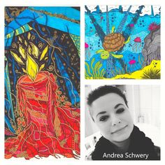 "new artists from ""Kunst-Bauwand"" in Glattpark / CH welcome to Andrea Schwery / CH New Artists, Photos, Art Projects"