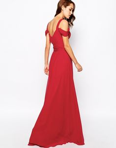 :beautiful red ball gown