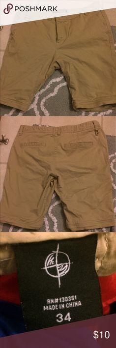 Men's Crash Tilly's Khaki Shorts Men's Crash Tilly's Khaki Shorts. Never worn. Perfect condition. Shorts