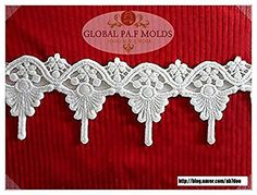 More about this item PA.F MOLDS silicone mold is easy to release (no need for a releasing agent). So After you have pressed your sugarpaste into the mold, you can simply pop the piece out by gently holding the mold with your fingers The mold is suitable for all sugarcraft material. chocolate,... see more details at https://bestselleroutlets.com/home-kitchen/kitchen-dining/bakeware/product-review-for-handmade-silicone-fondant-moldnew-lace-mold-1533d/
